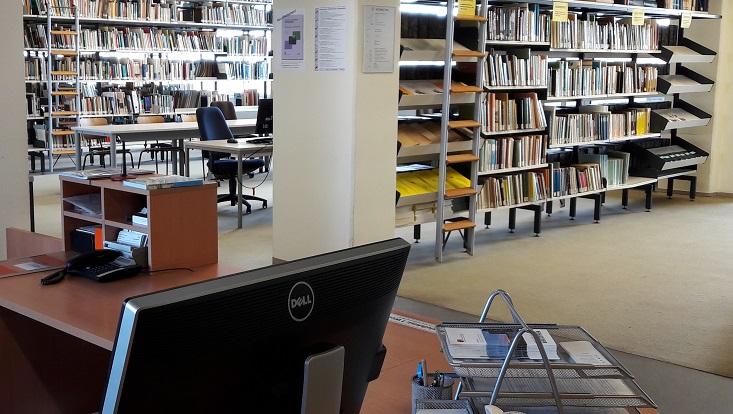 Bibliotheksempfang