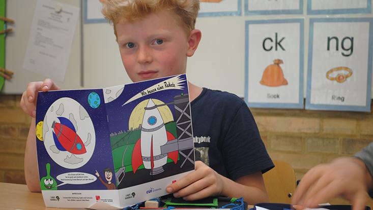 Pilotprojekt Grundschule