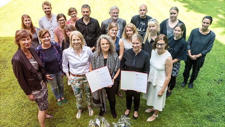 Gleichstellungspreis 2017
