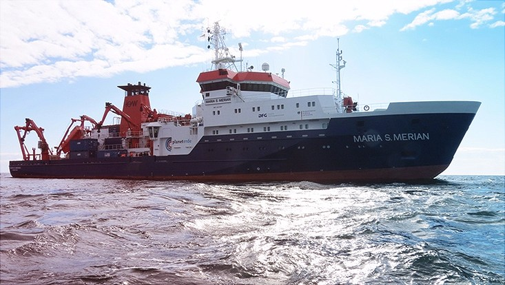 Forschungsschiff Maria S. Merian