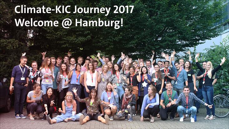 Climate-KIC Journey 2017