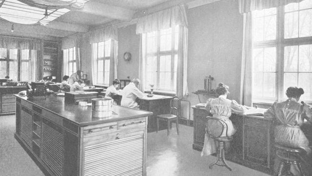 Laboratorium für Waarenkunde