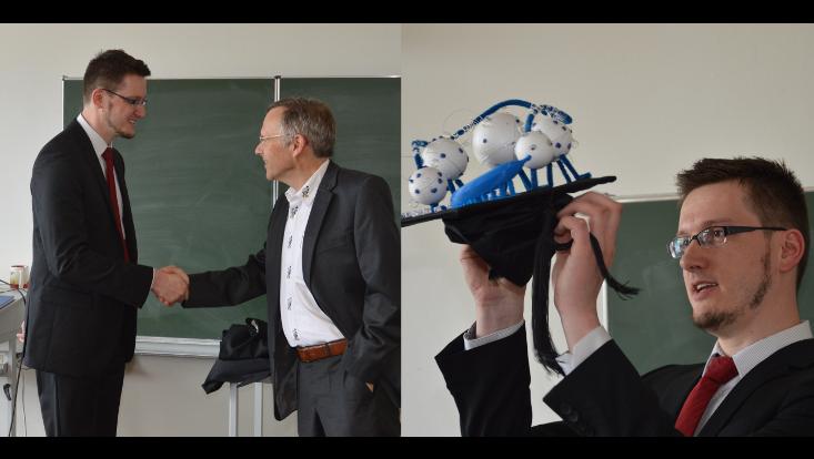 Stefan Heinrich PhD thesis defense