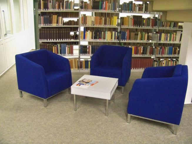 Bild Mathe-Bibliothek