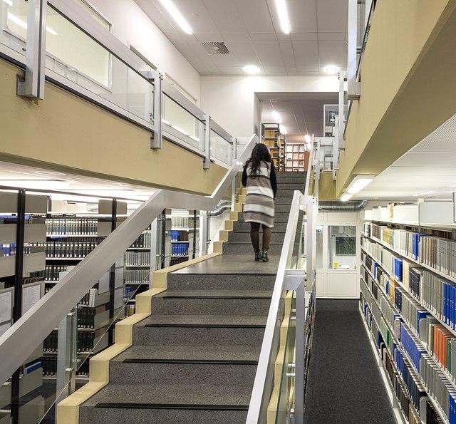 Bild der Mathe-Bibliothek