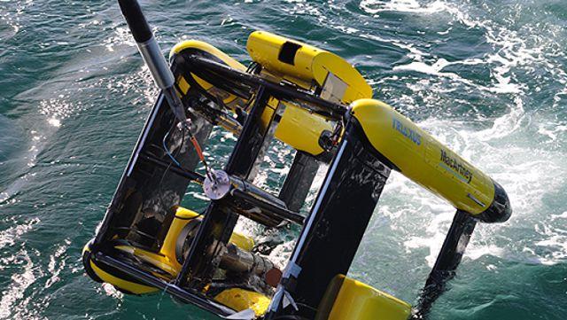 fischereiwissenschaftliches Gerät