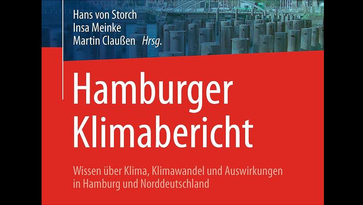 Cover Zweiter Norddeutscher Klimabericht