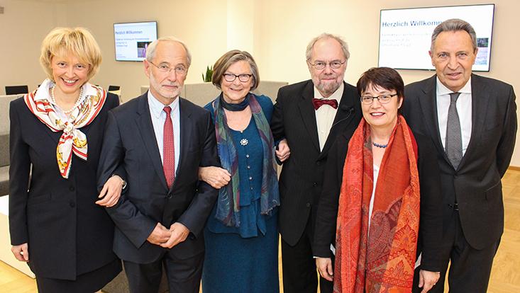 Ehrendoktorwürde für Prof. em. Dr. Christiane Floyd