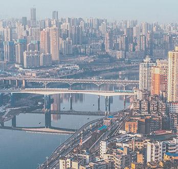 Umweltverschmutzung ist ein zunehmendes Problem in chinesischen Großstädten.