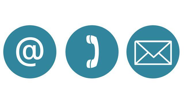 Kontaktsymbole