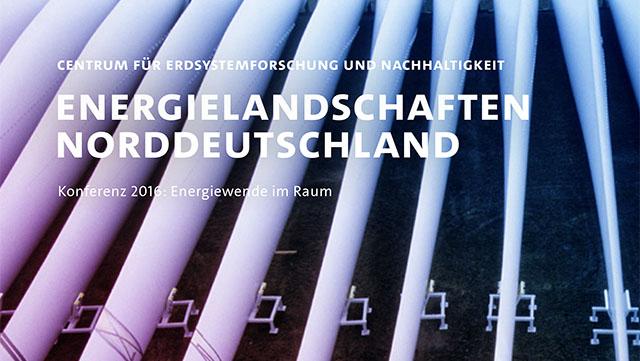 Broschüre zu Energielandschaften