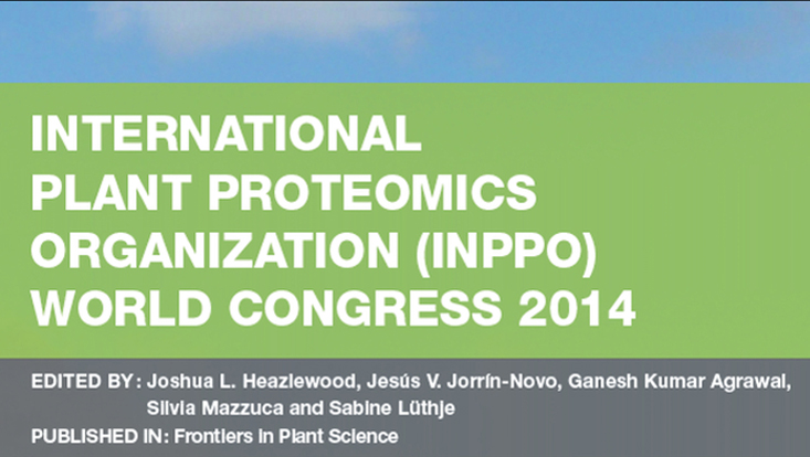 International Plant Proteomic Organization (INPPO)