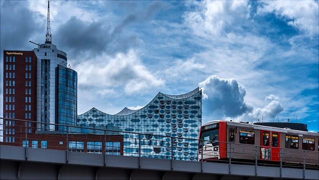 Stadt im Wandel - Hamburg