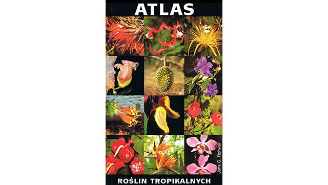 "Abbildung des Buchs ""Atlas Roślin Tropikalnych"""