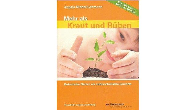 """Abbildung des Buchs """"Mehr als Kraut und Rüben"""""""