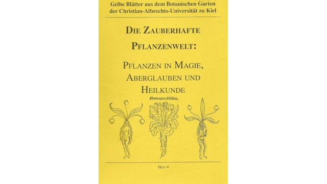"""Abbildung des Buchs """"Die Zauberhafte Pflanzenwelt"""""""