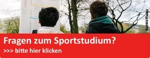 Banner Fragen Sportstudium