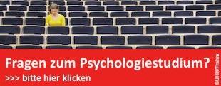 Studienberatung Psychologie Kontakt