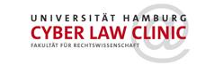 "Logo ""Cyber Law Clinic"""