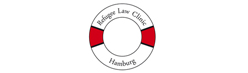 "Logo ""Refugee Law Clinic"""