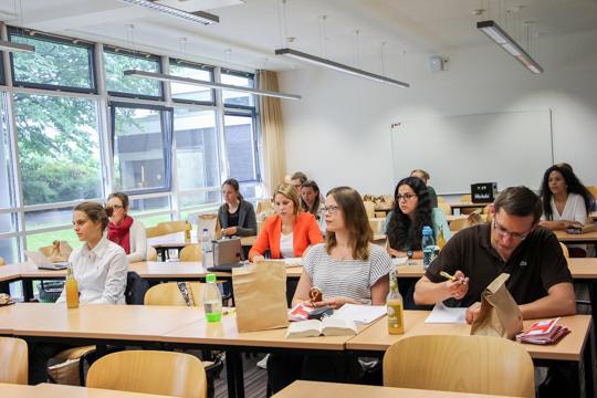 Brown Bag Lectures Studenten