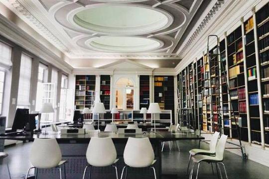 Universität Gent Bibliothek