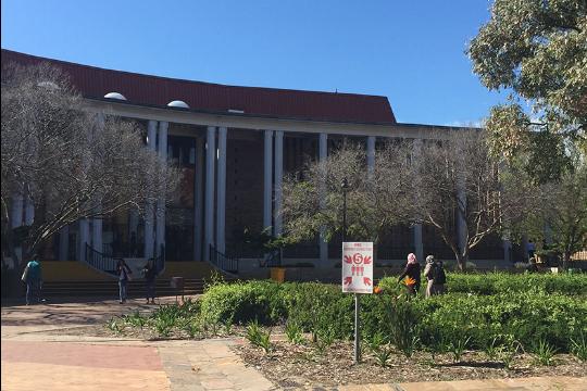 Kapstadt Bibliothek