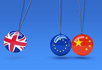 Ein Brexit betrifft auch China.