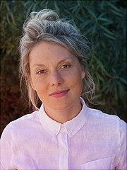 Ein Portraitfoto von Pauline Weller