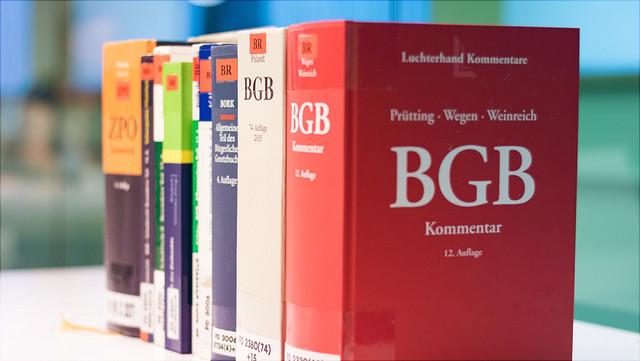 Zivilrecht Bücher