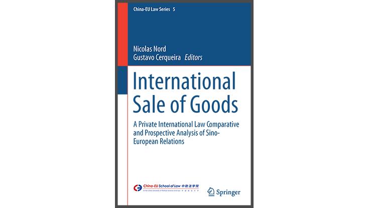 Book International Sale of Goods