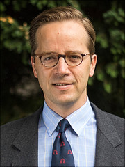 Ein Portraitfoto von Georg Ringe