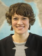 Ein Portraitfoto von Solveig Gasche