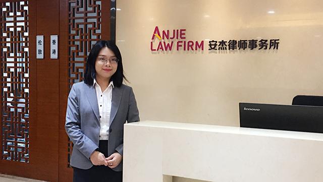 Alumni arbeiten als Topanwälte