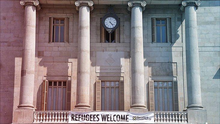 Barcelona Rathaus