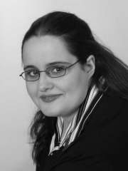 Ein Portraitfoto von Sonja Mestre