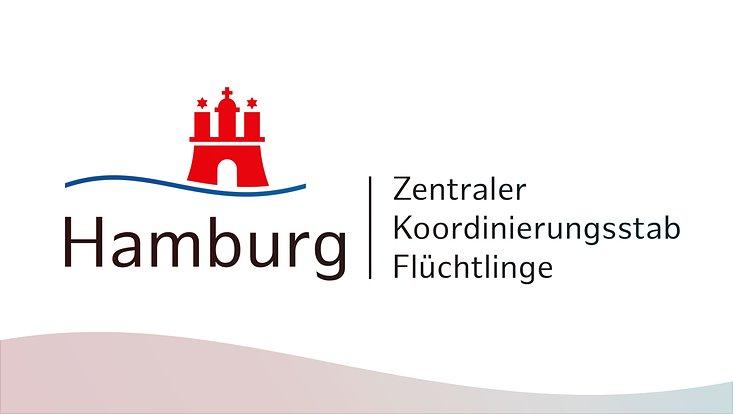 Logo Zentraler Koordinierungsstab Flüchtlinge