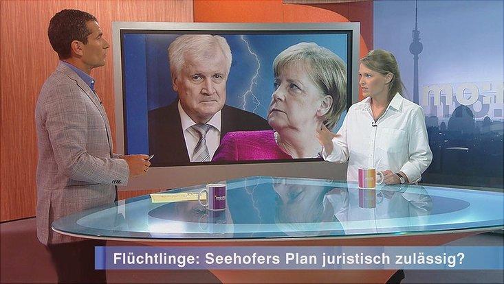Prof. Markard beim ZDF Morgenmagazin