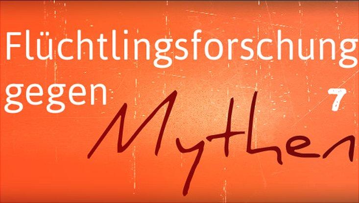 Flüchtlingsforschung gegen Mythen 7