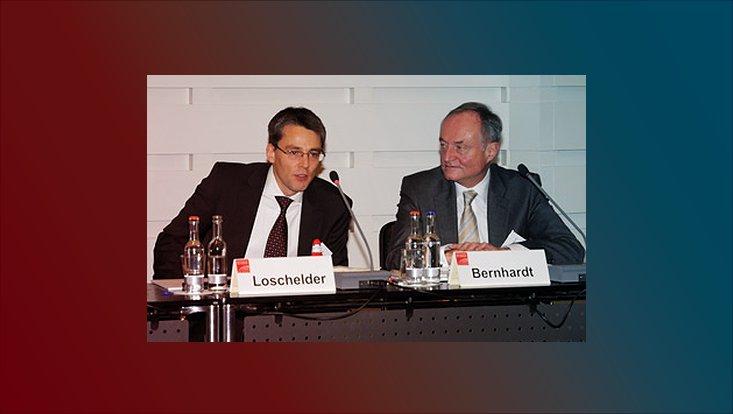 Friedrich Loschelder, Hans-Henning Bernhardt