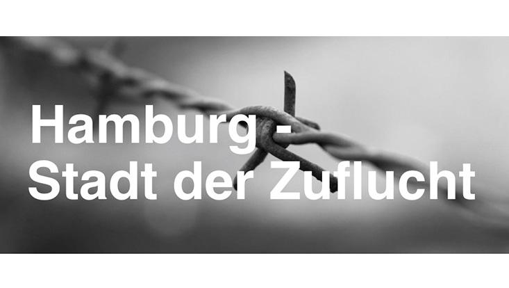 Veranstaltung: Hamburg - Stadt der Zuflucht am 28.09.2018