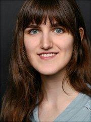 Ein Portraitfoto von Betül Simsek
