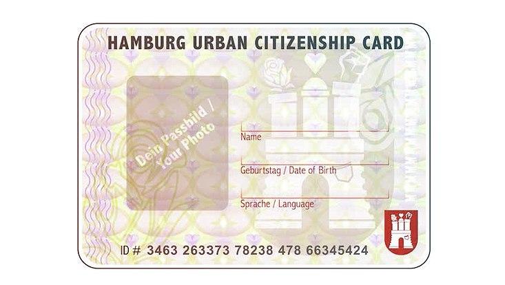 hamburg id card