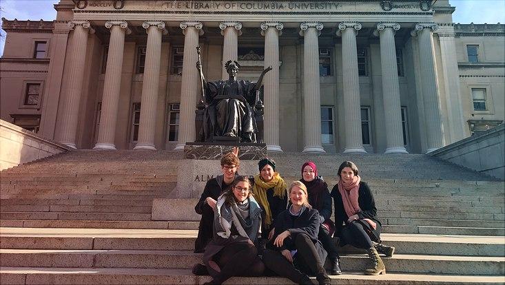 RLC Hamburg an der Columbia Law School