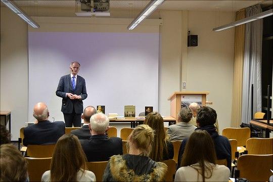 Grotius Lecture: Pof. Dr. Winkel