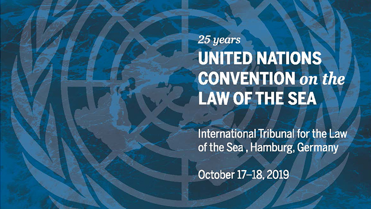 25 Years United Nations Law of the Sea Okt
