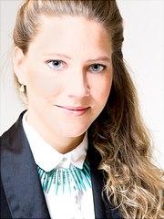 Ein Portraitfoto von Gabriele Margarete Buchholtz
