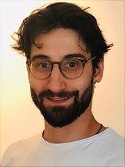 Ein Portraitfoto von Anton Sefkow
