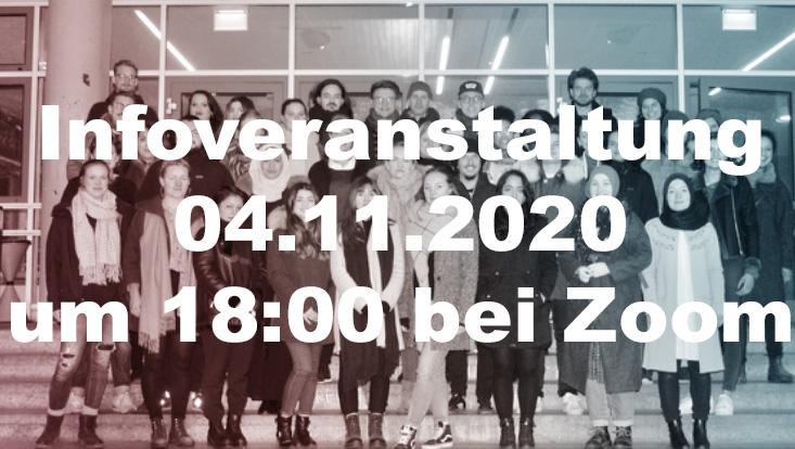 Infoveranstaltung 2020