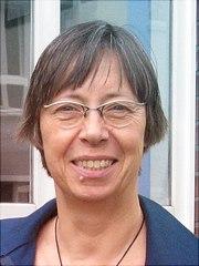 Dr. Monika Pater - Portrait